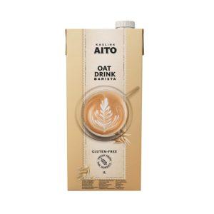 Pflanzenmilch - Hafer Drink Barista AITO