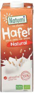 Pflanzenmilch - Hafer Drink Natumi