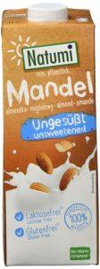 Pflanzenmilch - Mandel Drink Natumi